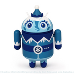 [Update: Winners] Win One Of Five 'Frankie Frost' Collectible Android Figurines From Android Police And Dead Zebra