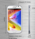 "Samsung Announces The Galaxy Grand, A 5"" 800x480 Phone That Looks A Whole Lot Like The Note II"