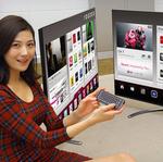 LG Announces New Google TV Models In More Sizes For 2013, Teases 'Google TV 3.0'