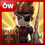 [New Game] 6waves And HourBlast Games Release 'Simultaneous Turn Strategy' Dueling Blades