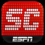ESPN ScoreCenter App Goes 3.0, Finally Adopts Modern Android Interface