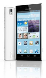 Huawei Ascend P2 Press Shot Leaks Ahead Of Mobile World Congress