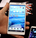 [CES 2013] Hands-On With The Ginormous Huawei Ascend Mate (Video)