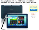 [Deal Alert] Refurbished Samsung Galaxy Note 10.1 16GB For $380 From 1 Sale A Day