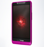 Verizon's Bright Pink Valentine's Day Edition DROID RAZR M Now On Sale Online And In Stores