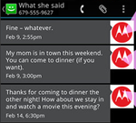 Motorola Believes Love Is Passive Aggressive, Manipulative, And Transactional In RAZR MAXX HD Valentine's Day Ad