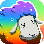 Holy Crap, This Color Sheep Game, With Rainbow Colored Lasers, Is A Lot Harder Than It Looks