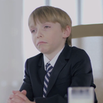 Samsung Entrusts The Secrets Of The Galaxy S IV To A Richie Rich Clone In This New Promo Video