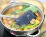 The Sony Xperia Z Can Survive Being Boiled Alive In A Pot Of Soup (But You Probably Shouldn't Drop A Hammer On It)