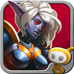 [New Game] Heroes Of Destiny Looks To Be A Well-Made Action RPG By Glu Mobile... So Hide Your Wallet