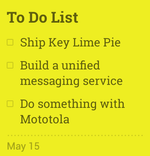 Google I/O 2013: Google's To-Do List This Year