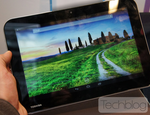 Upcoming Tegra 4-Powered Toshiba AT10LE-A Tablet Leaks, Shows Off Android 4.2.1 And A Keyboard Dock