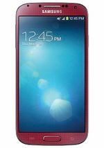 Verizon's Samsung Galaxy S4 Available Today, AT&T Shows Off Aurora Red Version Ahead Of June Launch