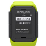 Kreyos Meteor Is A Removable Smartwatch With A Speakerphone, Indiegogo Flexible Funding Campaign Live Now