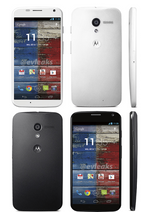 @evleaks Shows Off 'Final' Moto X Press Shots In Both Black And White