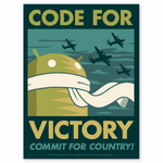 [Update: Winners!] International Giveaway: From The Mind Of Andrew Bell: Awesome Android Progress Administration Propaganda Prints