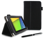 Amazon Now Listing An Assortment Of Well-Reviewed Cases From rooCASE For The New Nexus 7, Only $4-6 Shipped