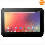[Deal Alert] Manufacturer Refurbished 32GB Nexus 10 $350 With Free Shipping And No Tax Outside Of WA From eBay Daily Deals