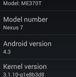 How To: Update Your 2012 Nexus 7 To Android 4.3 (JWR66V) And Root It Right Now [Updated: Now For 3G Nexus 7 nakasig]