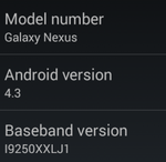 How To: Flash Your Galaxy Nexus Takju Or Yakju To Android 4.3 (JWR66V) And Root It Right Now