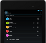 Android 4.3 Feature Focus: Multi-User With Restricted Profiles