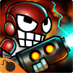 [New Game] iOS Multiplayer Favorite Blastron Jumps To Android, Brings Worms-Style 2D Combat With It