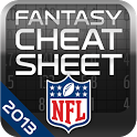 [New App] NFL Releases Official 2013 Fantasy Football Cheat Sheet [Update: Tablet Version]