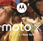 Moto X Announcement Scheduled For August 1st In New York