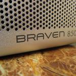 Braven 850/855s Bluetooth Speaker Review: Big Box, Bigger Sound