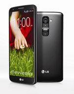 LG G2 Press Image Leaked Ahead Of Official Unveiling Tomorrow [Update: Second Image]