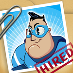 Middle Manager Of Justice Review: Managing Superheroes Is Surprisingly Super-Fun