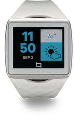 Qualcomm Gets In On The Smartwatch Trend, Announces Qualcomm Toq With Mirasol Screen