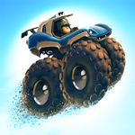 [New Game] Ubisoft Releases MotoHeroz, A Side Scrolling Racing Platformer Inspired By The Popular WiiWare Original
