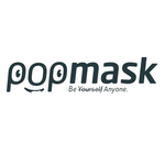 Just Be Yourself For Halloween With PopMask - Snap A Face With Your Phone, Upload It, And Receive A Mask