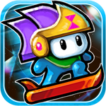 [New Game] Time Surfer Jumps From The Humble Bundle To The Play Store For $.99