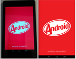 Possible New Images Of KitKat Surface, Show The New Clock, About Easter Egg, And More