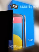 Possible Nexus 5 Retail Packaging Leaked, New White Variant Revealed