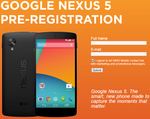 Nexus 5 Pre-Registration Page Goes Live For Wind Mobile In Canada – Confirms 16/32GB Capacities, Dimensions, 8MP OIS Camera, And More (Plus Pallets Of Phones)