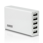 [Deal Alert] Anker 25W (5V/5A) 5-Port Family-Sized USB Charging Station Available For $15.99 With Coupon Code [Update: New Code]