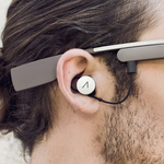 Google Shows Off The Optional Mono Earbud On The Upcoming Version Of Google Glass