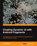 [Update: Winners] Win One Of Ten Copies Of 'Creating Dynamic UI with Android Fragments' From Packt Publishing And Android Police