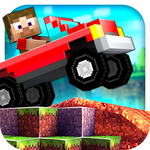 [New Game] DogByte Games Brings Minecraft Sensibilities To The 2D Racer With The Amazon Exclusive Blocky Roads