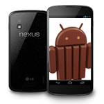 Want To Try KitKat On Your Nexus 4 Or Nexus 7? Paranoid Android Has Already Posted AOSP 4.4 ROMs
