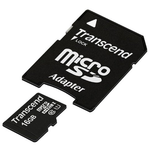 [Deal Alert] Amazon Gold Box Discounts Transcend MicroSD Cards: 16GB For $10, 32GB For $17, 64GB For $35