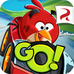 [New Game] Angry Birds Go Rolls Into Google Play In Search Of Downhill Fun