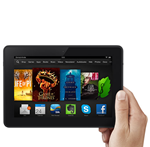 "[Deal Alert] Amazon's Kindle Fire HDX 7"" 4G LTE Tablets Are 50% Off, $139 For 16GB And $159 For 64GB"