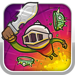 [New Game] Knightmare Tower Launches Up From Ouya And Smashes Into The Play Store