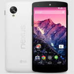 White Nexus 5 32GB Is In Stock In The Play Store And Shipping In 1-2 Days, The Rest Are Delayed By A Week Or More