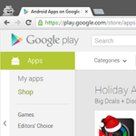 It's Not Just You: The Web Version Of The Play Store Is Erroneously Hiding The Action Bar And Categories (For The Moment)