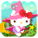 [New Game] Namco Bandai Launches The Immensely Adorable, 8-Bit 'Hello Kitty Tap And Run' Into The Play Store